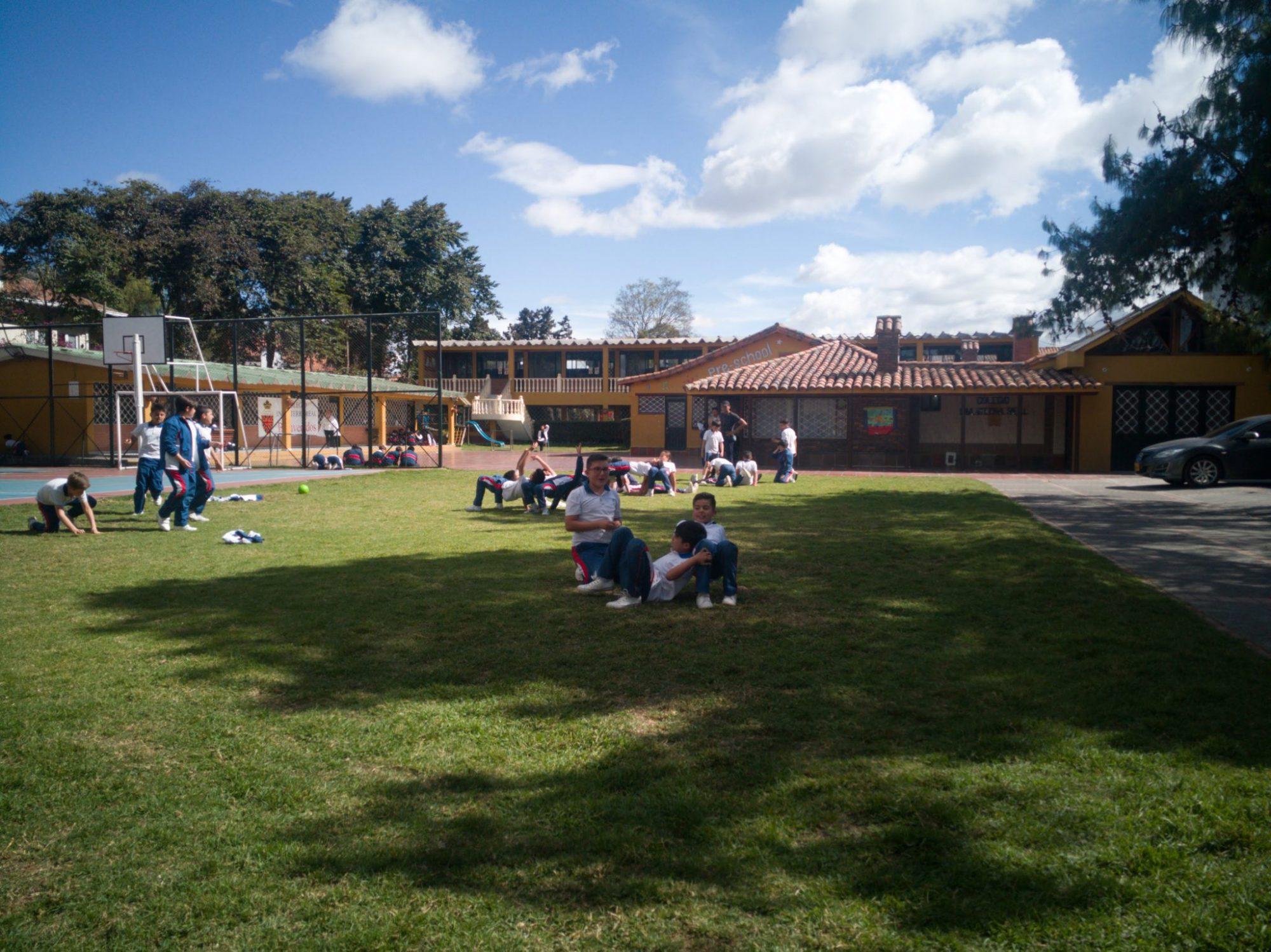 Colegio Inglaterra Real